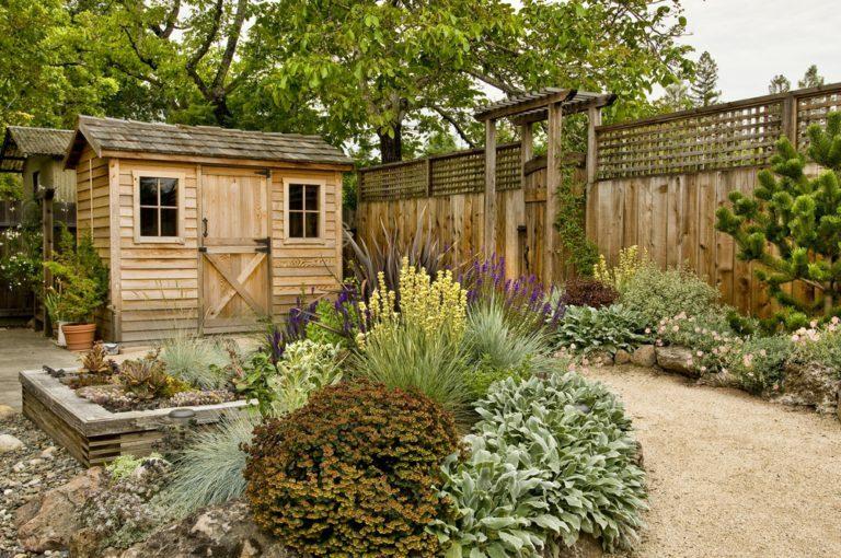 Aménager un jardin de gravier