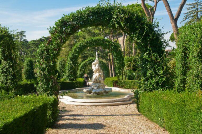 Aménager un jardin à l'italienne