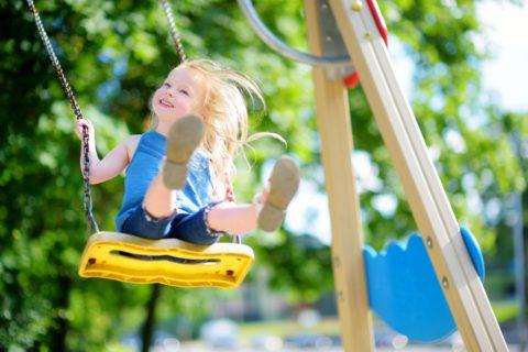 Aménagement jardin : aménager un coin jeu pour vos enfants !