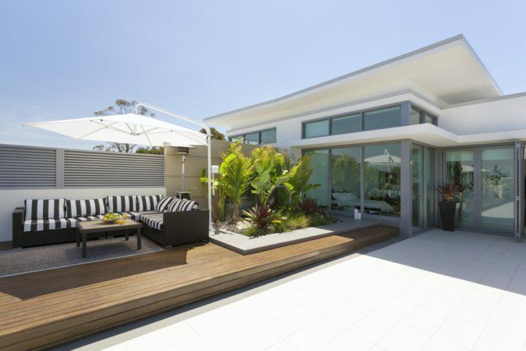 Aménager un jardin contemporain et moderne