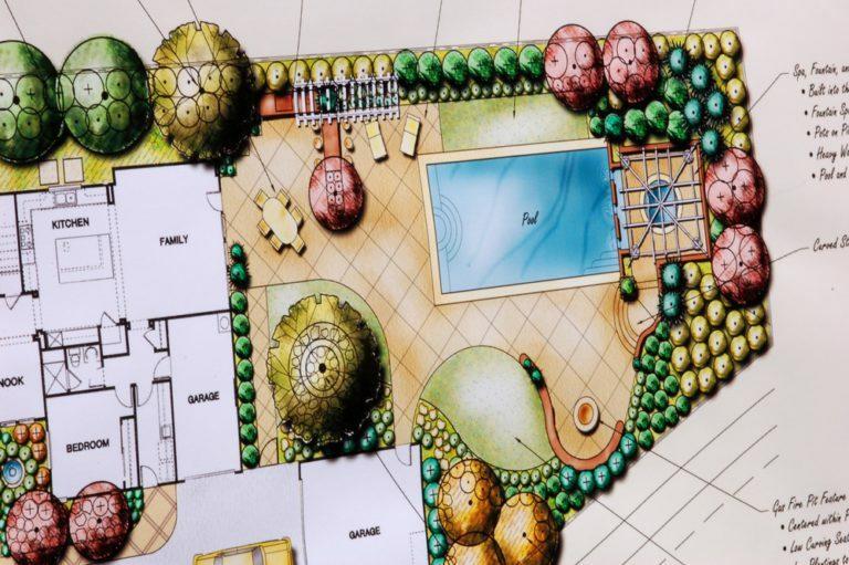 Comment définir les plans de son aménagement de jardin ?