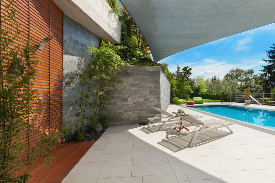 les diff rents types de terrasses. Black Bedroom Furniture Sets. Home Design Ideas
