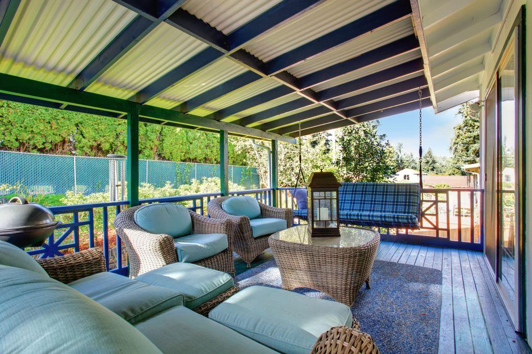 quel am nagement pour ma terrasse expos e sud. Black Bedroom Furniture Sets. Home Design Ideas