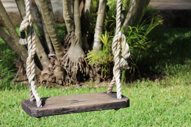 Mettre en place une balançoire dans son jardin
