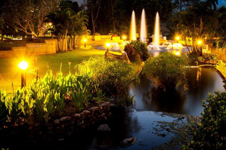 Les différentes lampes extérieures pour son jardin