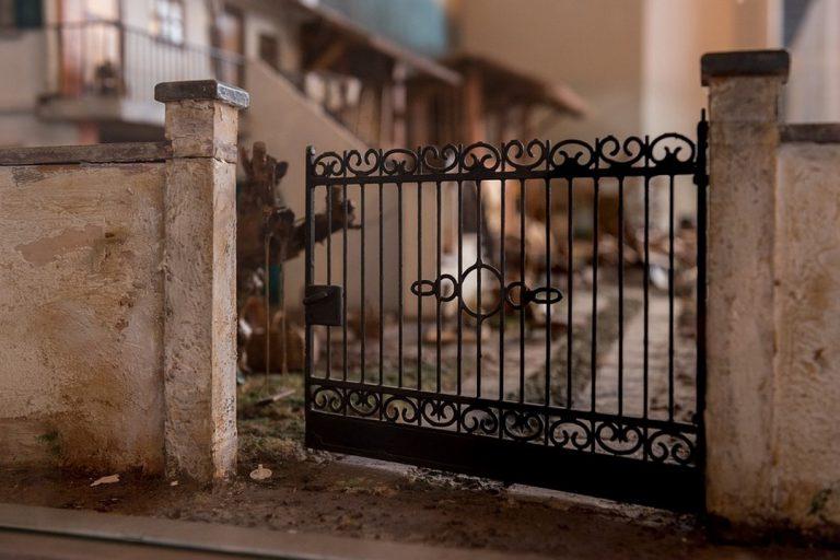 Avantages d'un portail en métal